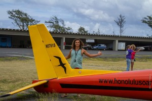 Glider Rides - Backpackers Hawaii