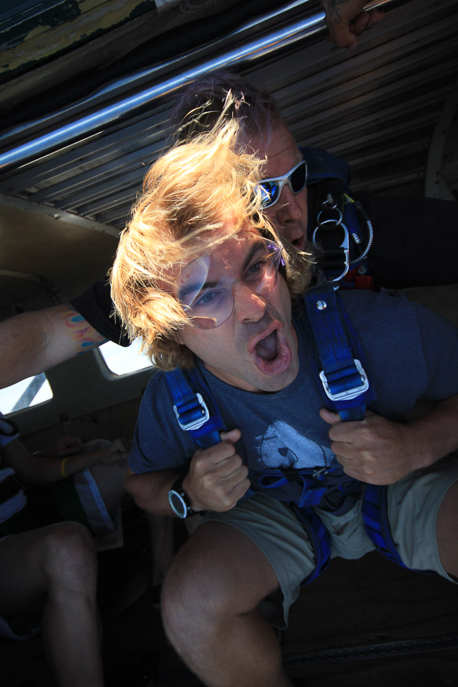 Skydive Hawaii - Backpackers Hawaii
