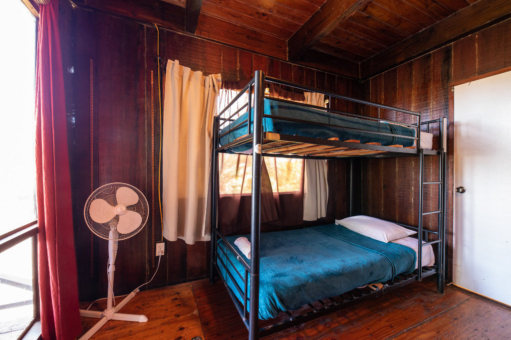 Backpackers Vacation Inn & Hostel - Back House Bunk Room