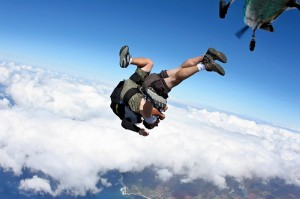 Tandem Jump with Skydive Hawaii