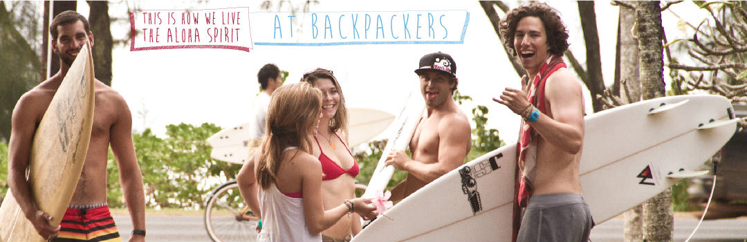 Backpackers Hawaii